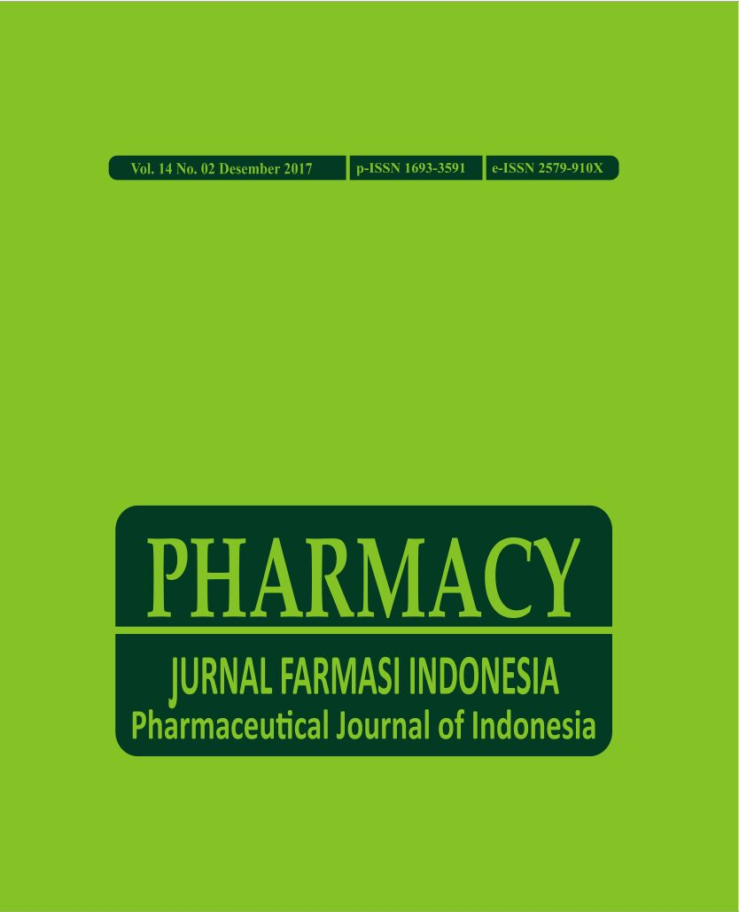 cover Pharmacy: jurnal Farmasi Indonesia
